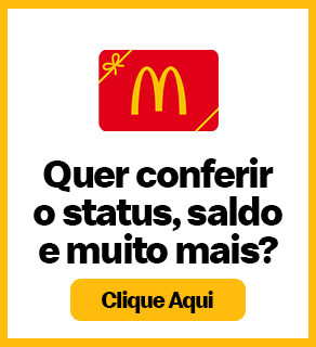 Clique para consultar o saldo de seu Gift Card McDonald's